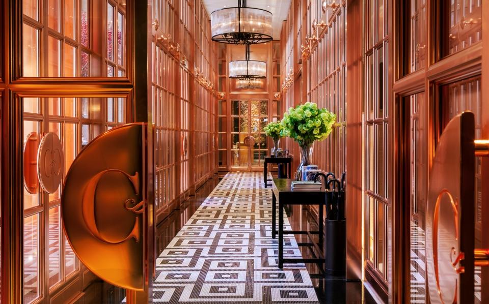 Cамые изысканные отели Лондона
