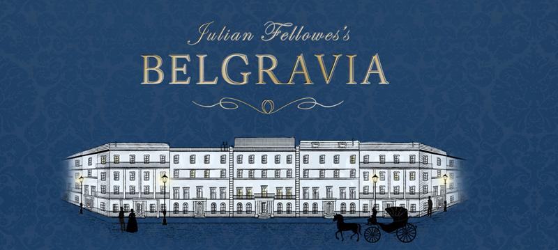 Белгравия – новый роман Джулиана Феллоуза