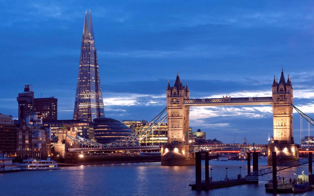 Увидеть Лондон таким, каким Вы его еще не видели