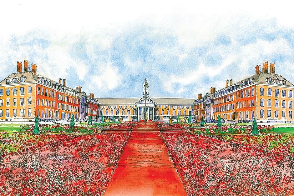 Летний сезон в Лондоне не начнется без Шоу цветов в Челси