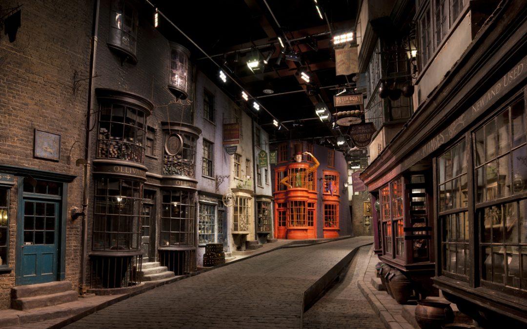 А не поехать ли нам в Хогвартс?  – Путешествие на студию в мир Гарри Поттера