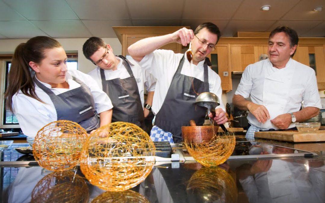 Кулинарная школа Раймона Блана в Лондоне