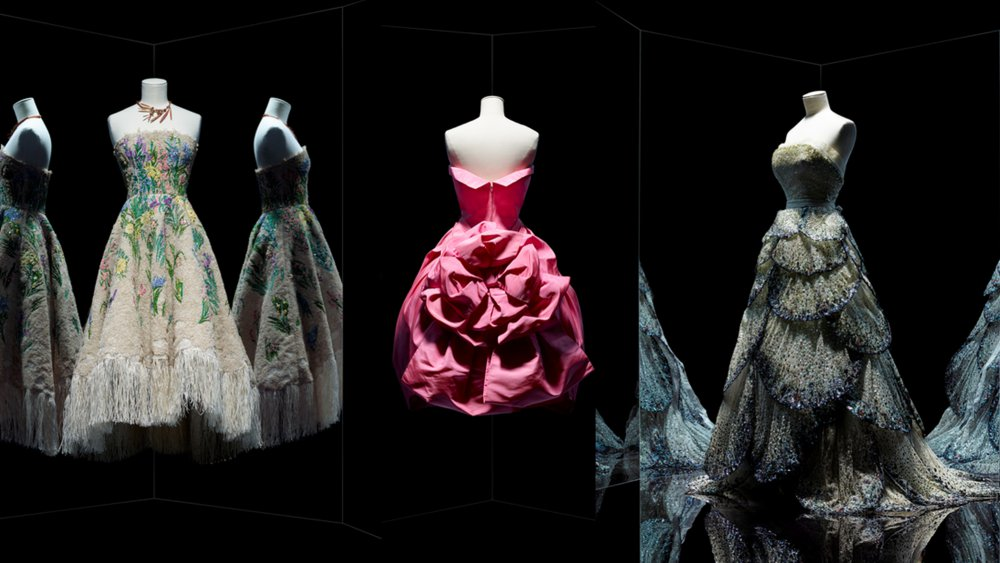 Выставка Диор в Париже.Великий Christian Dior в Музее Les Arts Décoratifs