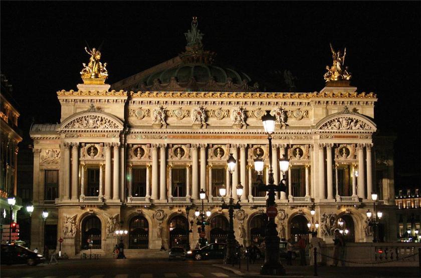 Билеты в Опера Гарнье. Визит в Гранд Опера в Париже.