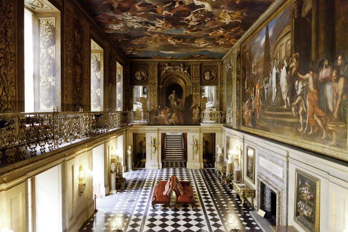 Выставка костюмов House of Style в поместье Chatsworth House