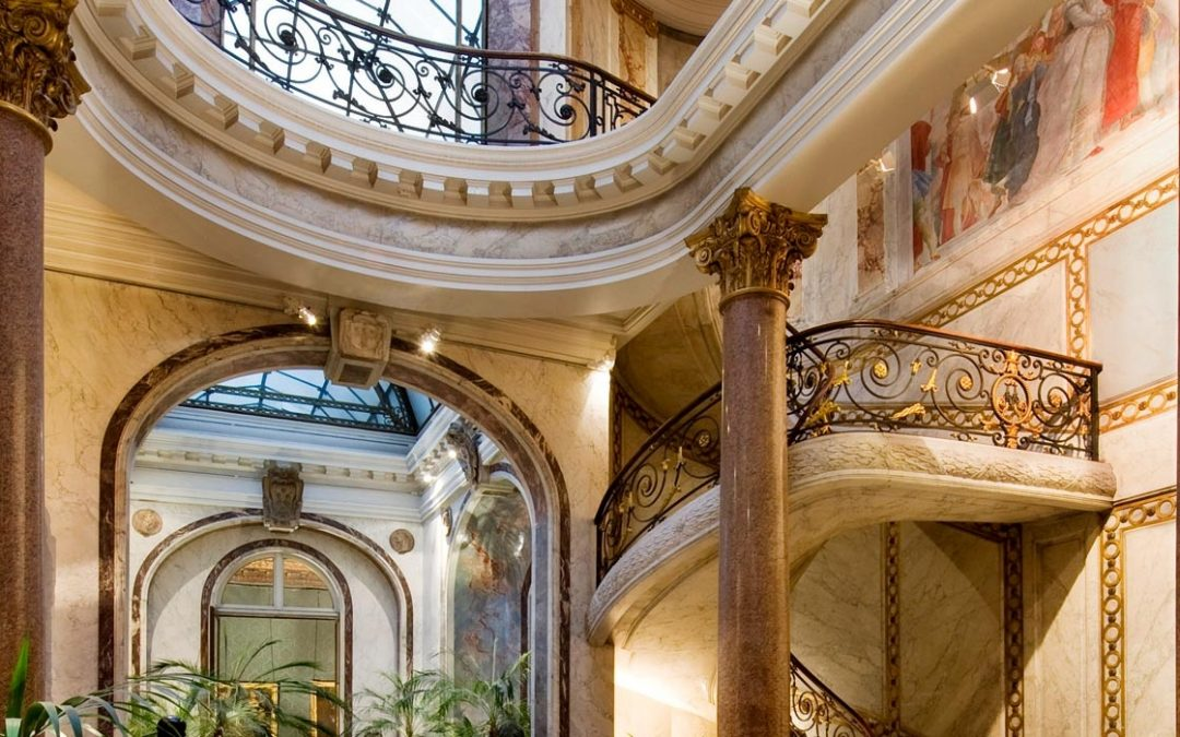 Жемчужина Парижа – Музей Жакмар-Андре. Musée Jacquemart-André на бульваре Османа