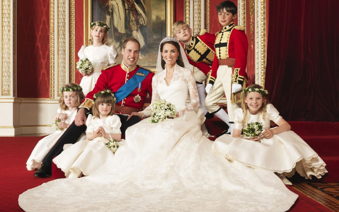 Свадебный королевский этикет. Школа этикета в Лондоне