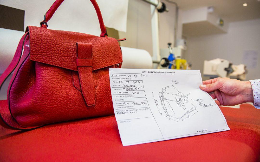 Как создаются сумки Lancel. Визит в ателье Лансель. Необычные экскурсии в Париже