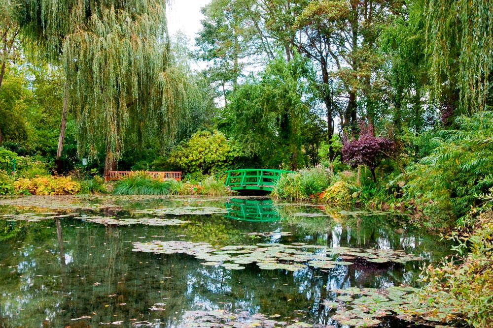 Дом Клода Моне в Живерни. Гид в Живерни. Поездка в Нормандию