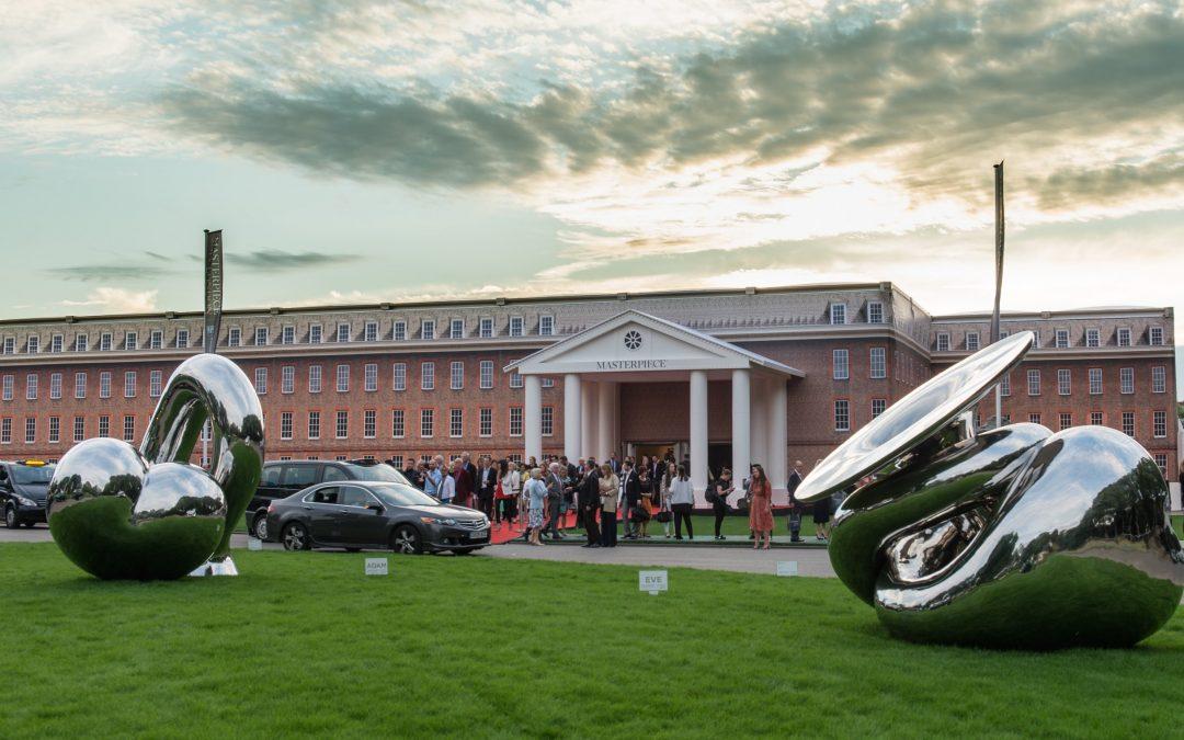 Выставка Masterpiecе в Лондоне. Арт-тур по выставке современного искусства. Гид в Лондоне