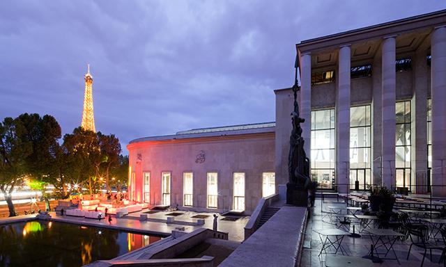 Музей Palais de Tokyo (Дворец Токио). Экскурсия в музей Пале де Токио