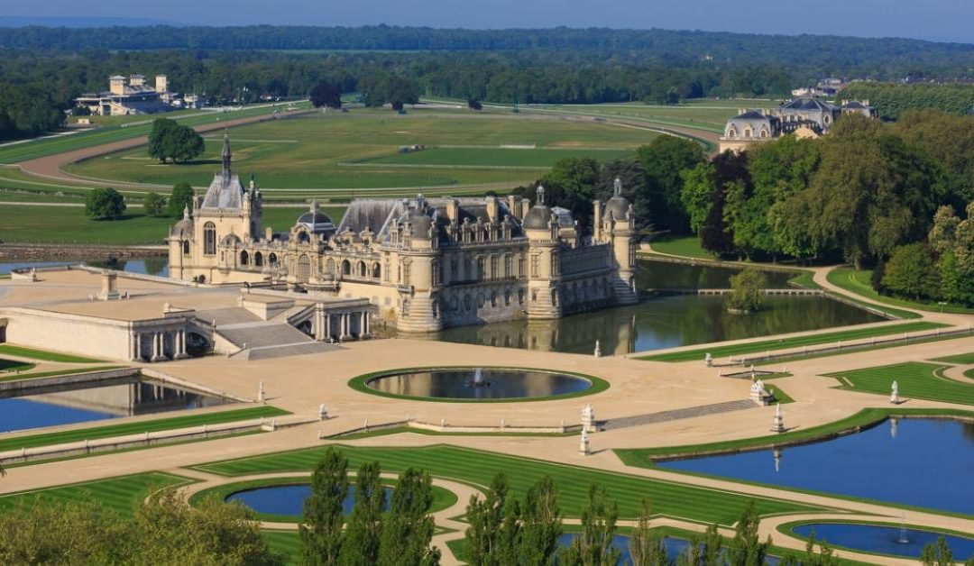 Замок Шантийи. Эксклюзивный тур в Замок Шантийи (Chateau de Chantilly)