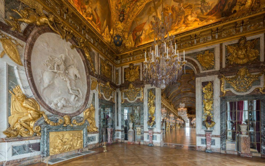 Путешествие в Версаль. Гид в Версале. Арт-тур в Версаль.