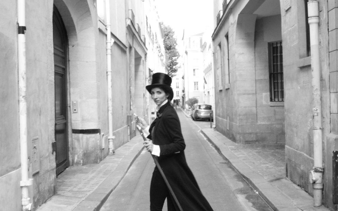 Парижский денди. Эксклюзивный тур в Париже. Стиль в Париже