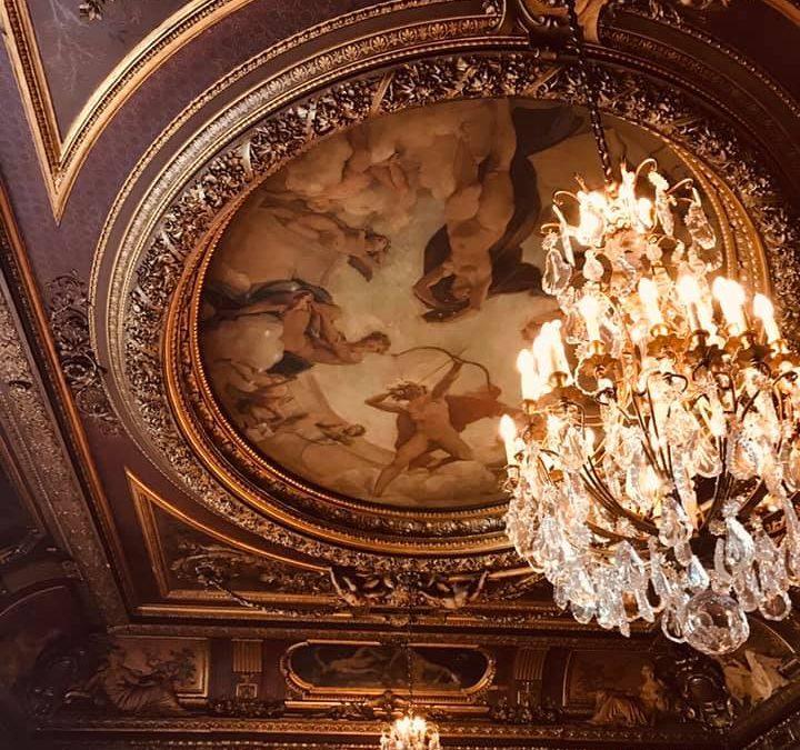 Особняк Пайва в Париже. Экскурсия в отель Пайва.